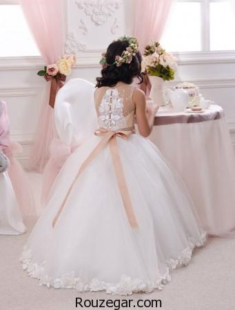 لباس عروس دخترانه،لباس عروس دخترانه 2017،لباس عروس دخترانه 96