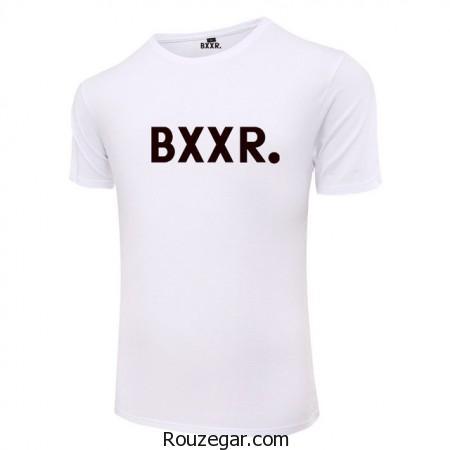 مدل تی شرت سفید 2017 ،مدل تی شرت سفید 96، مدل تی شرت سفید