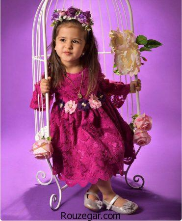 مدل لباس بچه گانه دخترانه ، جدیدترین مدل لباس بچه گانه