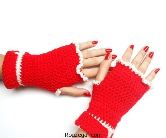 مدل دستکش دخترانه 2017 ، مدل دستکش دخترانه 96، مدل دستکش دخترانه