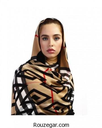 مدل شال و روسری پاییزه،مدل شال و روسری 2017،مدل شال و روسری پاییزه زنانه، مدل شال و روسری پاییزه دخترانه، مدل شال و روسری پاییزه 96