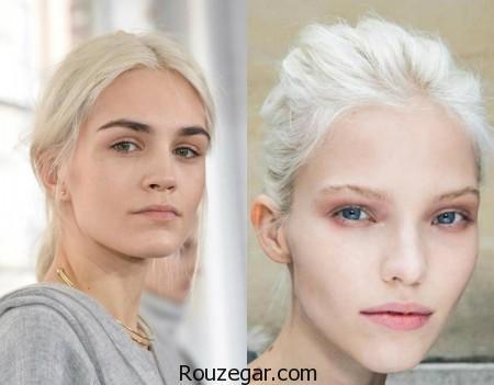 مدل رنگ مو پلاتینه ، مدل رنگ مو، مدل رنگ مو پلاتینه 2017،مدل رنگ مو 2017، مدل رنگ مو 96