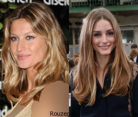 مدل رنگ مو زنانه، رنگ مو زنانه، رنگ مو زنانه 2017، رنگ مو پاییز 2017، رنگ مو دخترانه
