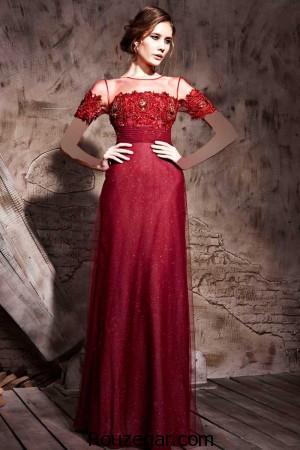 مدل لباس مجلسی گیپور، مدل لباس مجلسی گیپور زنانه، مدل لباس مجلسی گیپور 2017، مدل لباس مجلسی گیپور جدید