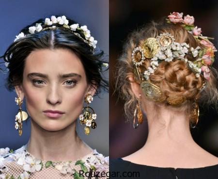 مدل مو عروس، لوازم جانبی مدل مو عروس، لوازم جانبی مدل مو عروس 2017،  لوازم جانبی مدل مو عروس شیک