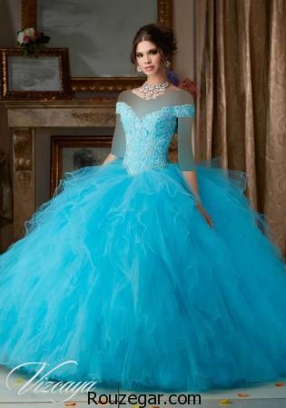 مدل لباس نامزدی، مدل لباس نامزدی پرنسسی، مدل لباس نامزدی 2017، مدل لباس نامزدی 96