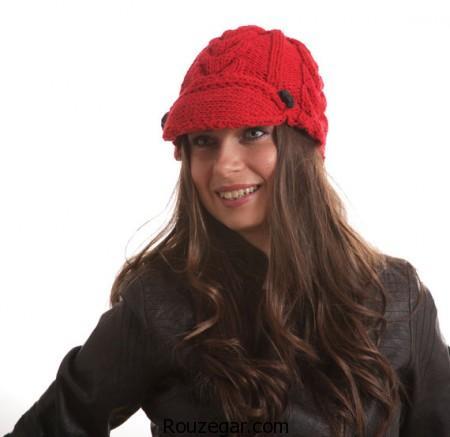 مدل شال و کلاه بافتنی دخترانه، مدل شال و کلاه بافتنی ، مدل شال و کلاه بافتنی دخترانه 2017، مدل شال و کلاه بافتنی 96