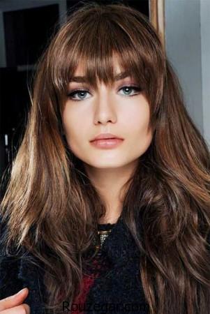 مدل مو چتری ،  مدل مو چتری دخترانه،  مدل مو چتری  دخترانه 2017، مدل مو