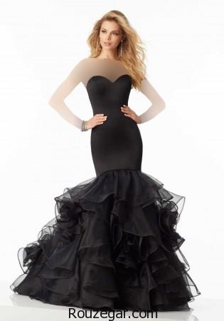 لباس مجلسی مدل ماهی، لباس مجلسی مدل ماهی جدید،لباس مجلسی مدل ماهی 2017،مدل لباس مجلسی زنانه