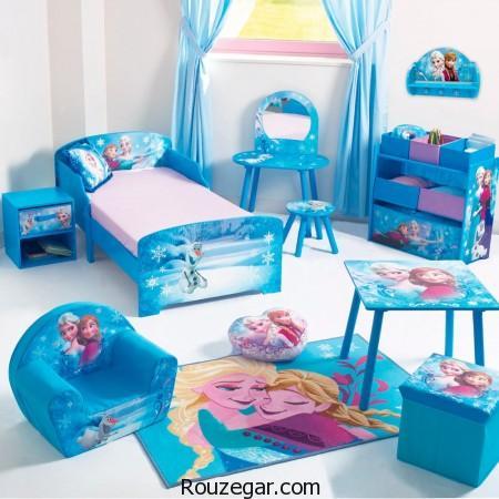 دکوراسیون اتاق خواب، دکوراسیون اتاق خواب دخترانه، دکوراسیون اتاق خواب کودک، دکوراسیون اتاق خواب دخترانه 2017