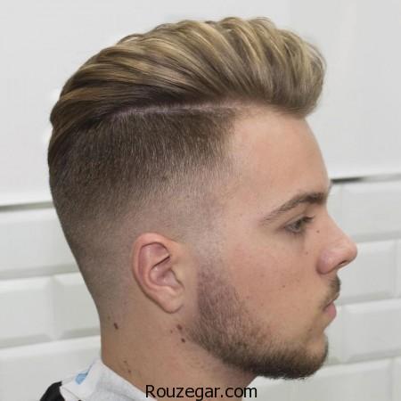 مدل مو کوتاه مردانه،  مدل مو کوتاه مردانه 2017،  مدل مو کوتاه مردانه جدید،  مدل مو کوتاه پسرانه