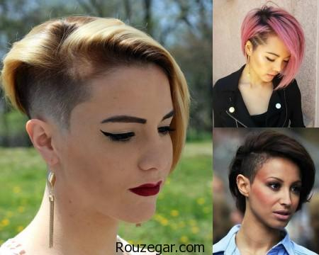 مدل مو کوتاه زنانه، مدل مو کوتاه اروپایی،  مدل مو کوتاه دخترانه،  مدل مو کوتاه زنانه جدید