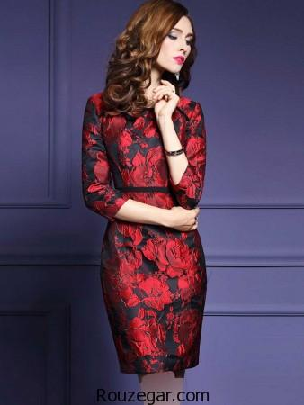 مدل لباس مجلسی طرح دار،  مدل لباس مجلسی 2017،  مدل لباس مجلسی زنانه،  مدل لباس مجلسی جدید، مدل لباس مجلسی