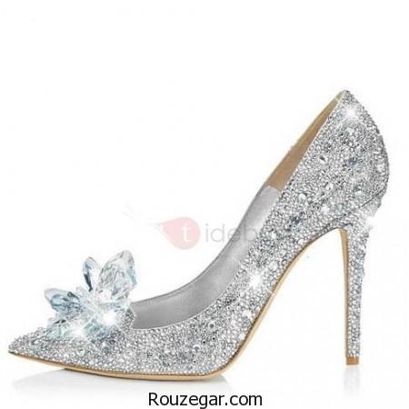 مدل کفش عروس،مدل کفش عروس پاشنه بلند،مدل کفش عروس 2017،  مدل کفش عروس جدید