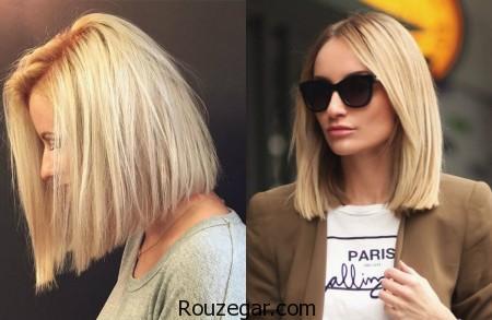 مدل مو کوتاه، مدل مو کوتاه زنانه، مدل مو کوتاه دخترانه، مدل کوتاهی مو جدید