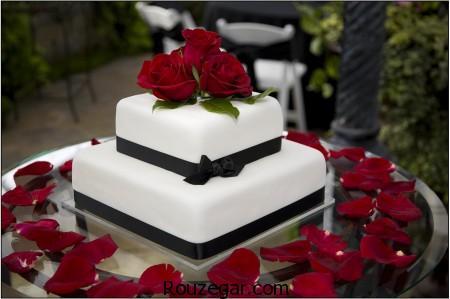 مدل کیک عروسی طبقاتی، مدل کیک عروسی طبقاتی 2017،مدل کیک عروسی طبقاتی جدید، مدل کیک عروسی