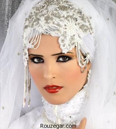 مدل لباس عروس باحجاب، مدل لباس عروس پوشیده، مدل لباس عروس باحجاب 2017، مدل لباس عروس پوشیده جدید