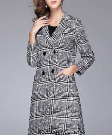 مدل مانتو های زمستانی دخترانه ، جدیدترین مدل مانتو