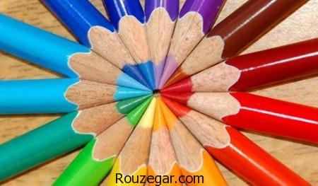 تست شخصيت شناسي رنگها, تست شخصيت شناسي , شخصيت شناسي , شخصيت شناسي رنگها, رنگها,