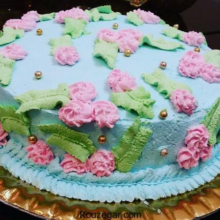 عکس کیک تولد 1396,عکس کیک تولد 96,عکس کیک تولد 2017,کیک تولد