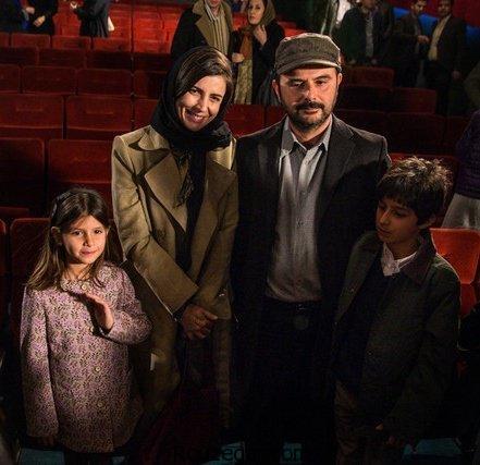 لیلا حاتمی,لیلا حاتمی و علی مصفا در کنار فرزندانشان,لیلا حاتمی و علی مصفا, علی مصفا,عکس خانوادگی لیلا حاتمی,