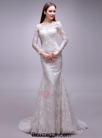 مدل لباس عروس پوشیده،مدل لباس عروس ، مدل لباس عروس پوشیده 2017