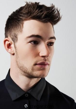 مدل مو کوتاه مردانه ، مدل مو کوتاه پسرانه، مدل مو کوتاه مردانه 2017