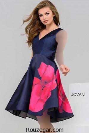 مدل لباس شب برند jovani عروسکی، مدل لباس شب برند jovani عروسکی دخترانه، مدل لباس شب jovani کوتاه زنانه، مدل لباس شب برند jovani عروسکی 2017