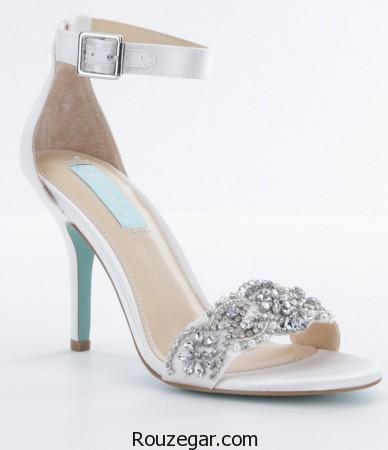 جدیدترین مدل کفش جلو باز زنانه و دخترانه مجلسی و شیک
