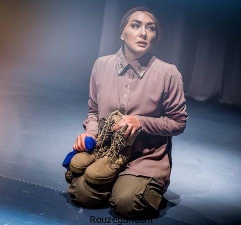 هانیه توسلی در نقش همسر یک سرباز آمریکایی,هانیه توسلی در نقش همسر,هانیه توسلی