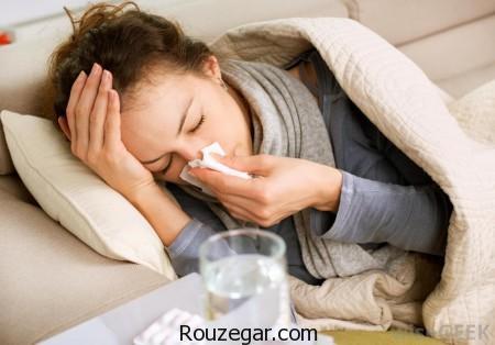 سرماخوردگی ، درمان سرماخوردگی