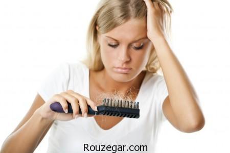 ریزش مو در بارداری،  ریزش مو