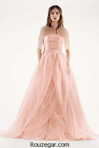 لباس عروس 2017 برند Vera Wang، لباس عروس 2017 ،مدل لباس عروس