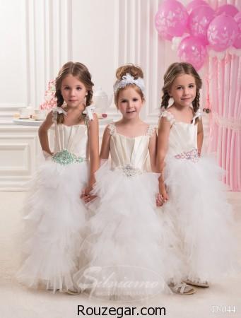 لباس عروس بچه گانه برند Silviamo، لباس عروس بچه گانه و مجلسی برند Silviamo، لباس عروس بچه گانه و مجلسی برند Silviamo، لباس عروس بچه گانه