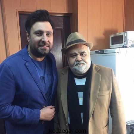 اکبر عبدی به همراه محمد علیزاده در برنامه سه ستاره,اکبر عبدی,محمد علیزاده