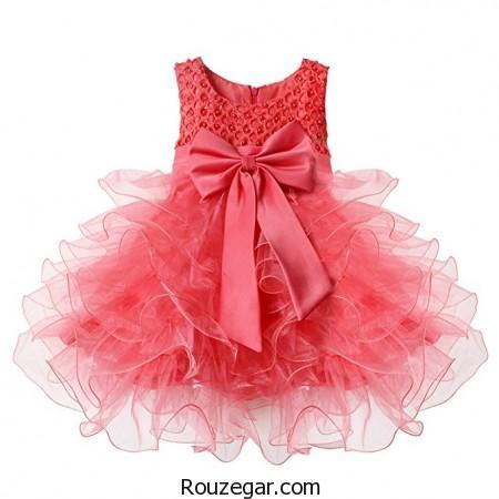 کلکسیون جدیدترین مدل لباس عروس بچگانه پرنسسی و پفی,آموزش دوخت لباس عروس بچه گانه,لباس عروس بچه گانه با الگو,لباس عروس نوزاد,مدل لباس عروس بچه گانه پرنسسی