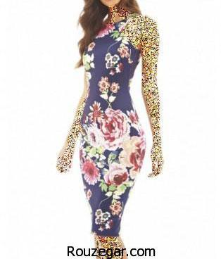 شیک ترین مدل لباس مجلسی کوتاه زنانه 2017 + لباس مجلسی دخترانه 96