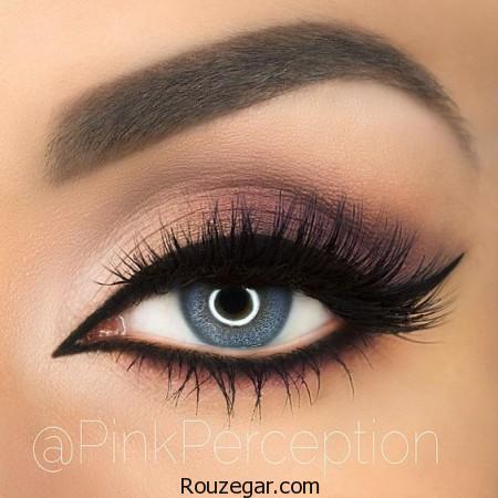 مدل آرایش چشم،  مدل آرایش چشم 2017،  مدل آرایش چشم 96،  مدل آرایش چشم خاص