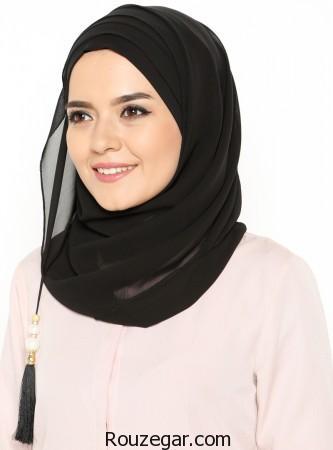 مدل مقنعه حجاب، مدل مقنعه، مدل مقنعه ابریشمی،مدل مقنعه نخی