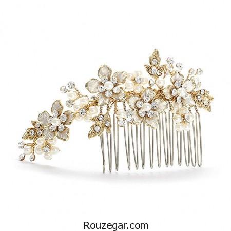 جدیدترین گیره مدل سنجاق و شانه ای سر + لوازم جانبی شنیون مو,گیره سر شانه,گل سر,کش مو, گل سر, تل سر, کلیپس,کلیپس و گل سر,کش مو,لوازم خرازی