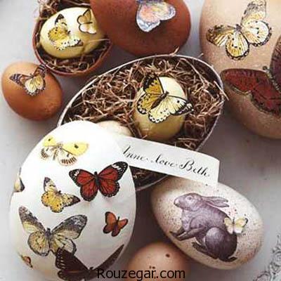 آموزش تزیین تخم مرغ هفت سین 96