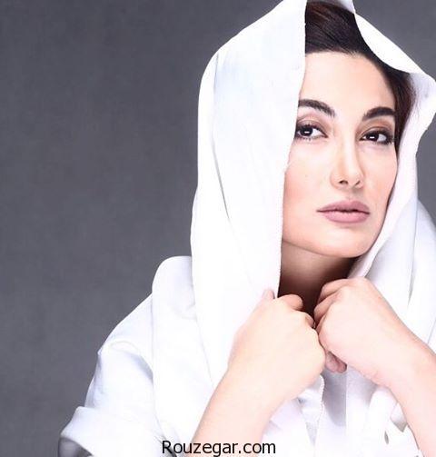 عکس های مهسا باقری بازیگر سریال علی البدل