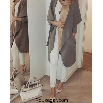 جدیدترین و شیک ترین مدل مانتو زنانه و دخترانه سال 96
