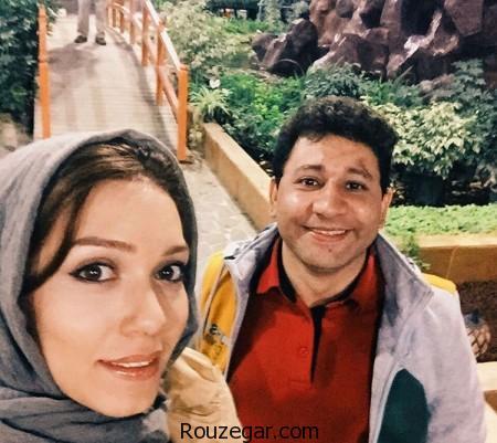 عکس های شهرزاد کمال زاده بازیگر سریال مرز خوشبختی