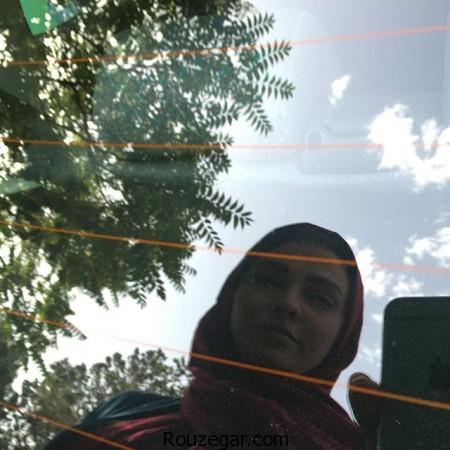 عکس های جدید و شخصی سیما خضرآبادی + بیوگرافی سیما خضرآبادی