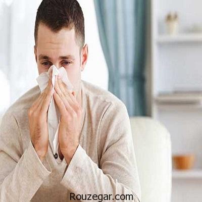 درمان آلرژی فصلی درمان الرژی با داروی گیاهی