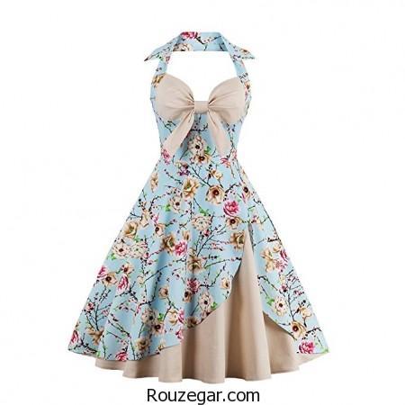 زیبا ترین مدل لباس مجلسی کوتاه