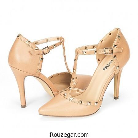 مدل کفش مجلسی بندی