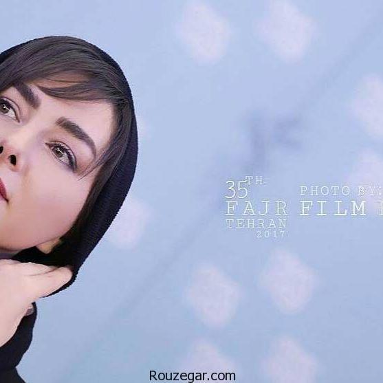 رنگ رژ لب زیبای هانیه توسلی,هانیه توسلی,