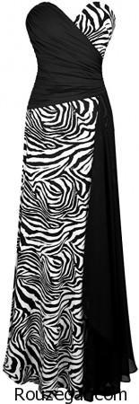 مدل لباس مجلسی شیک 2017